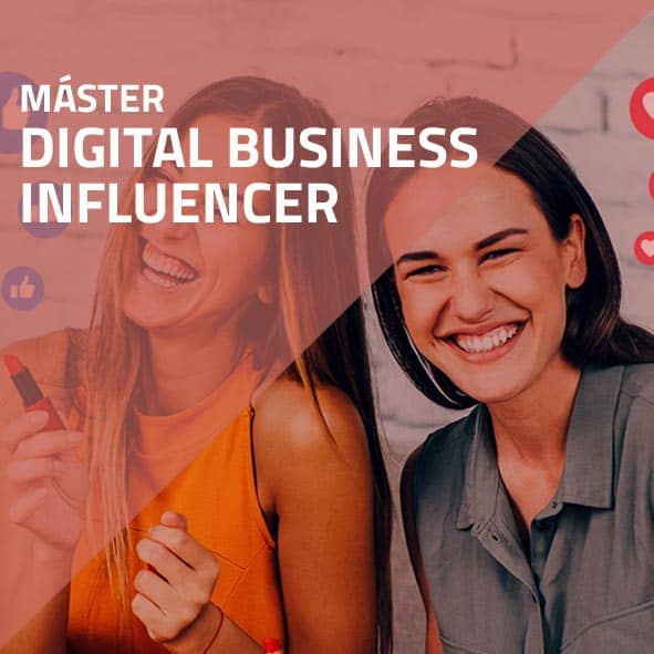 Máster Técnico en Marketing de Influencia Branding y Monetización